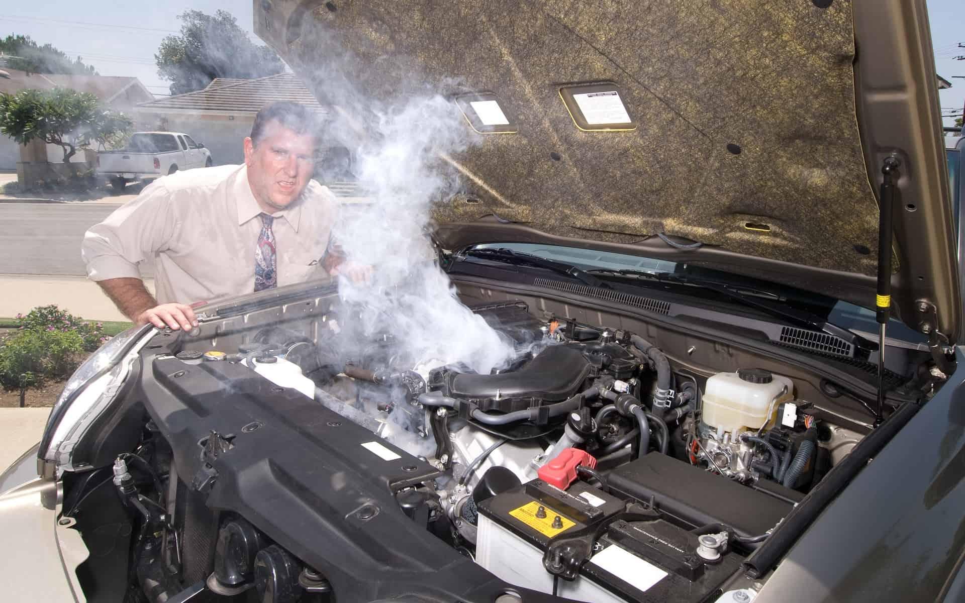 Pompe à eau de voiture