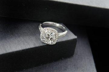 Sois naturelle et unique en portant une bague diamant